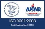 Iso 9001 2008 Anab Accreditation