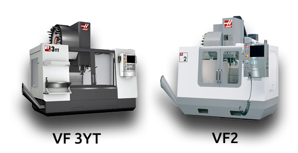 HAAS Cnc Milling